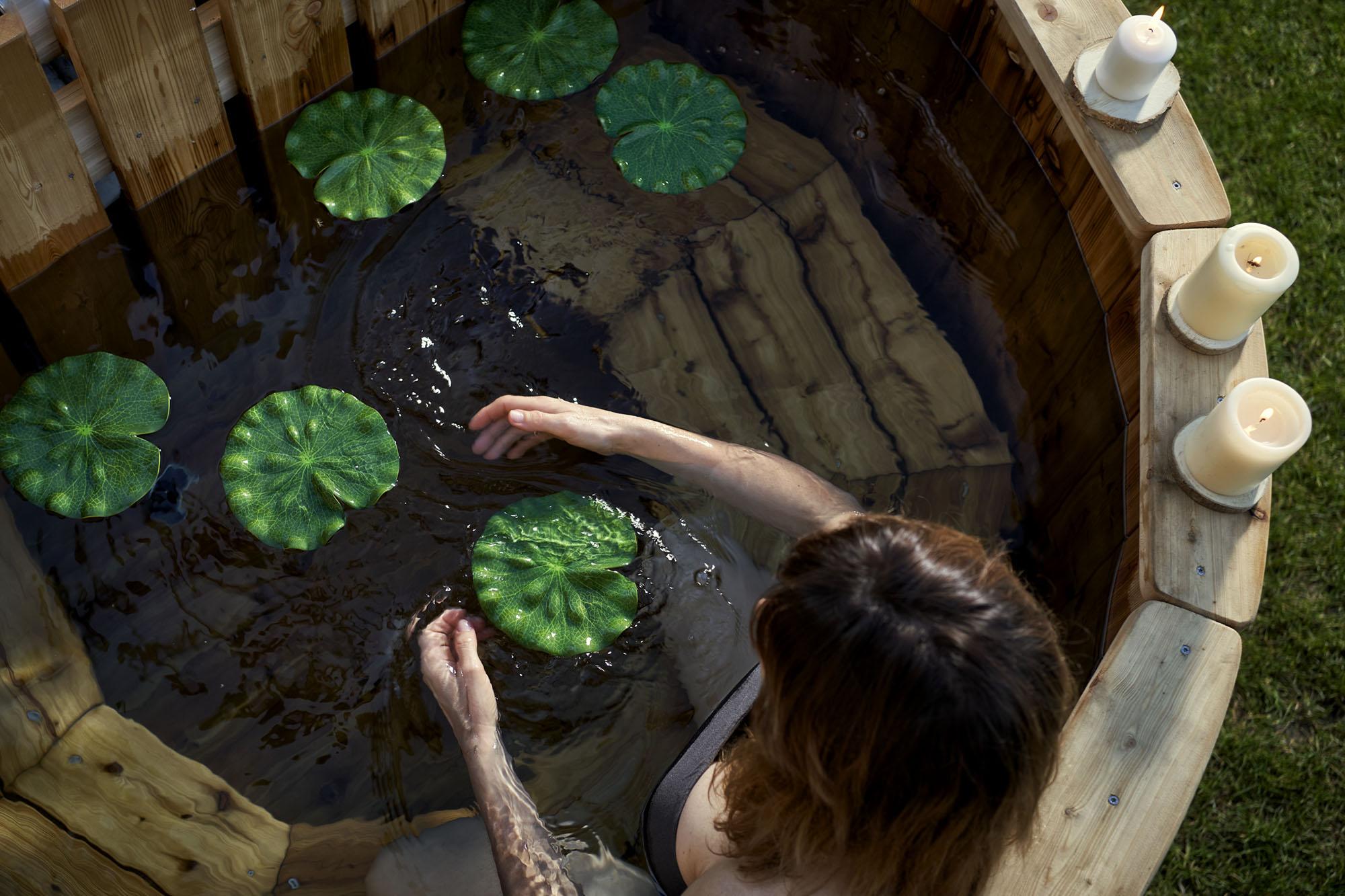 Baño japonés sostenible