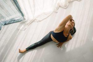 Esther Fernández (Tidore Yoga Club)